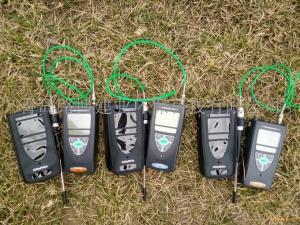 有爆炸危险场所可燃气体检测用的便携式检测仪