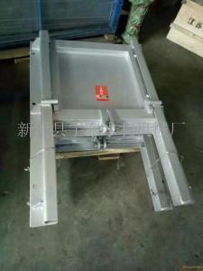 不锈钢可调节堰门