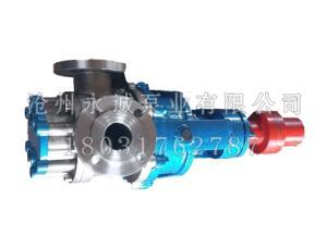 廣州NYP高粘度轉子泵的保養及特點