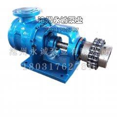 NYP高粘度轉子泵,高粘度轉子泵,高粘度泵,轉子泵使用事宜