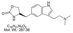 佐米曲坦R异构体 加拿大MC  139264-24-7  产品图片