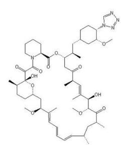 美国QCC 佐他莫司标准品  振强生物 产品图片