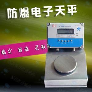 3kg/0.1g不锈钢防爆称重天平什么价位产品图片