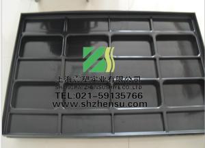 ABS大型厚吸塑托盘、汽配周转箱托盘、五金配件包装托盘、物流包装托盘周转箱、出口厚包装托盘、PS厚片吸塑成型、防静电真空吸塑成型