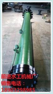 绿色液压缸