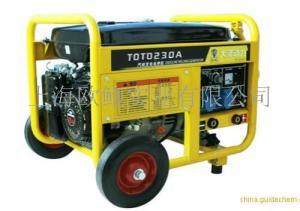 便携式230A汽油发电电焊两用机价格