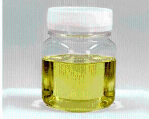 浅绿色液体