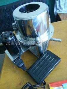 SS-100实验室三足式小型离心机 台式脱水离心机产品图片