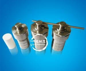 天津研途聚四氟水热釜  YT-Hr-25ML产品图片