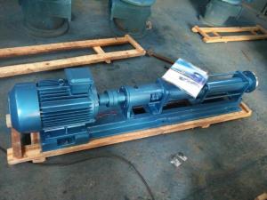 直销上海文都牌G40-1型单级螺杆泵,优质防爆螺杆泵