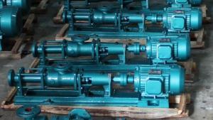 直銷G13-1型小口徑單級螺桿泵,優質不銹鋼螺桿泵