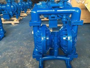 廠家直銷QBY-25型工程塑料氣動隔膜泵