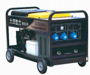 燃油经济300A汽油发电焊机价格,油耗低