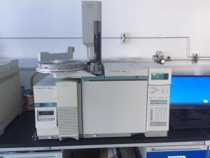 二手安捷伦6890N-5973I气质联用仪