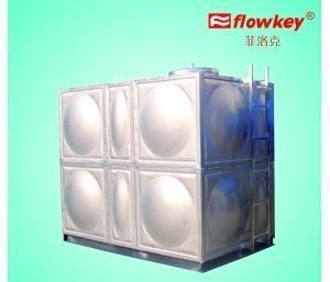 组合式水箱/不锈钢开放式水箱 方形水箱产品图片
