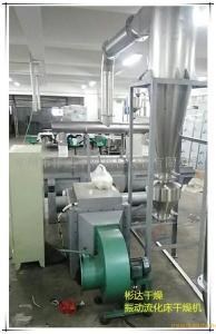 NaSO4结晶盐振动流化床干燥机厂家
