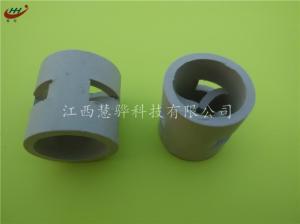 *批发价格陶瓷鲍尔环填料采购商机  江西慧骅科技