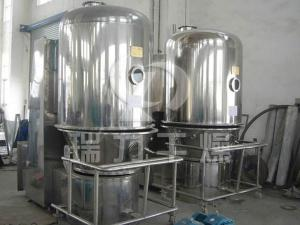 FL型沸腾制粒干燥机,制粒干燥设备产品图片