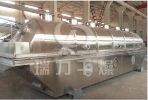 氯化钙干燥机 振动流化床氯化钙干燥机