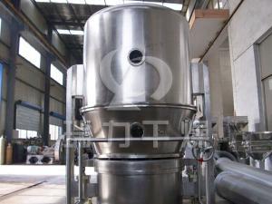 造粒干燥机 沸腾制粒机干燥设备