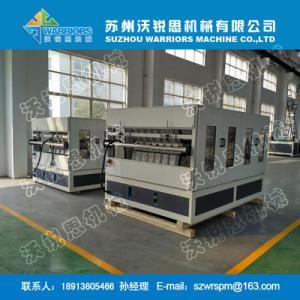PVC树脂瓦设备 超耐候合成塑料聚酯瓦挤出机器