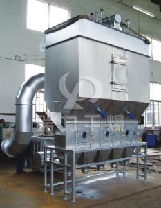 颗粒状二氯异氰尿酸钠干燥机,高效沸腾干燥机