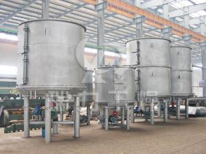 氰尿酸专用干燥机、盘式连续干燥机、干燥设备