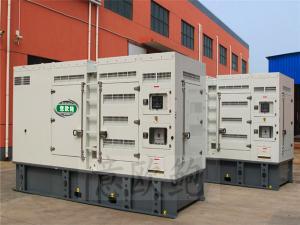24KW静音意欧鲍柴油发电机厂家 产品图片