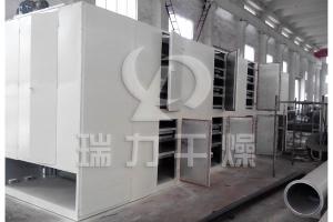 带式干燥机、带式干燥设备