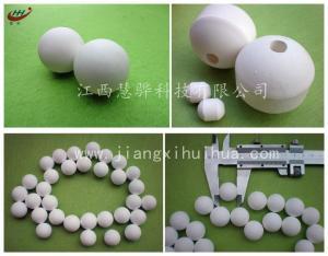 惰性氧化铝瓷球产品图片