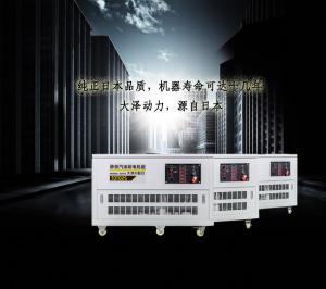 大泽10千瓦汽油发电机报价|进口汽油发电机 产品图片