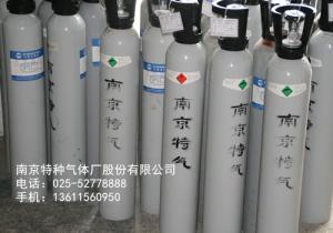 硫化氢标准气体厂家产品图片