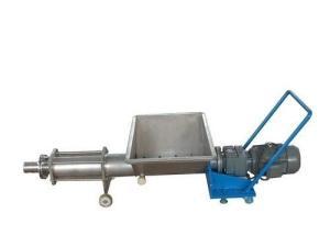 GN-20型螺桿泵果漿泵