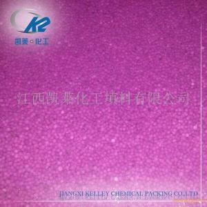 高锰酸钾吸附剂 有害气体吸附净化 活性氧化铝球