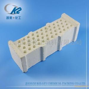 RTO蜂窝陶瓷蓄热体挡板砖