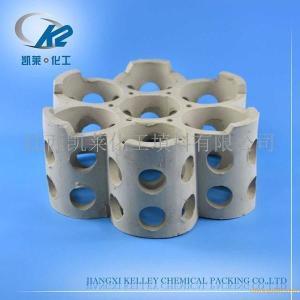 洗涤连环陶瓷组合环规整填料