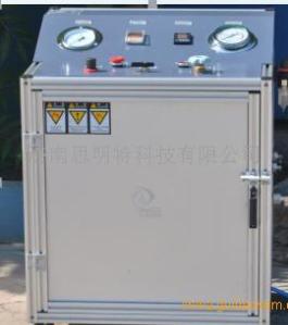 思明特充氮小车-氮气增压小车-充氮小装置