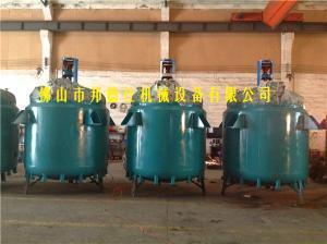 广东不锈钢反应釜 电加热反应釜产品图片
