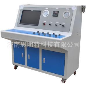 铝瓶破坏压力测试台--铝瓶水压检验台--厂家定制