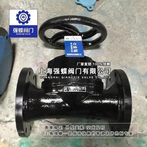 G46J直通隔膜閥襯膠脫硫脫硝隔膜閥