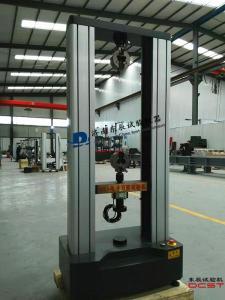 塑料聚合物拉力试验机,DCST橡胶拉力试验机产品图片