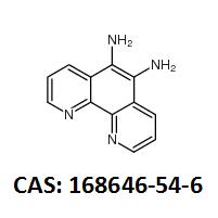 5,6-二氨基-1,10菲咯啉 CAS:168646-54-6 现货厂家 黄金产品