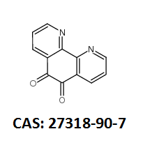 1,10-菲咯啉-5,6-二酮 CAS:27318-90-7 现货厂家 黄金产品