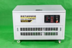日本低油耗20KW汽油发电机报价