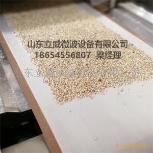 五谷杂粮微波烘焙干燥设备
