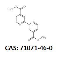 2,2'-联吡啶-4,4'-二甲酸甲酯 CAS:71071-46-0 现货厂家 黄金产品