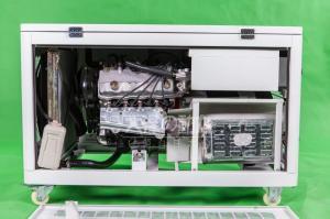 车载静音12kw汽油发电机价格