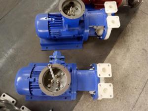 VSP-50A-F氟塑料强力自吸泵产品图片