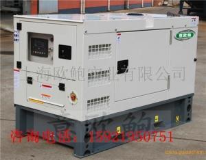 康明斯24KW柴油发电机价格