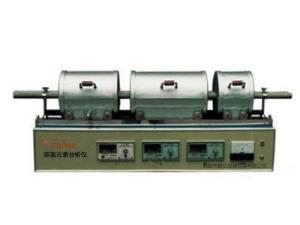 TQ-300型碳氢元素分析仪,三节炉碳氢测定仪产品图片